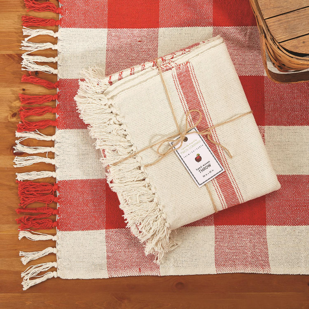 Fresh-Picked Fruit Picnic Blanket/Throw (2 Styles)