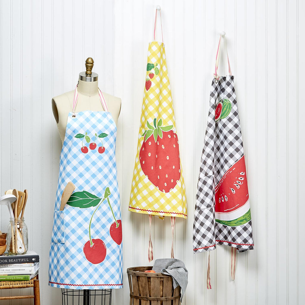 Fresh-Picked Fruit Apron (3 Styles)