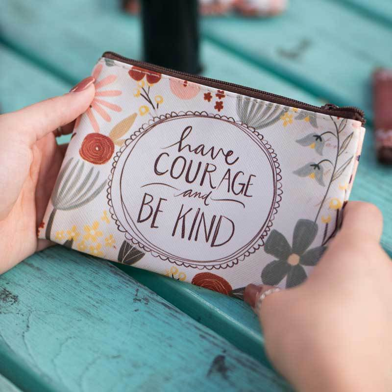 HAVE COURAGE Coin Purse