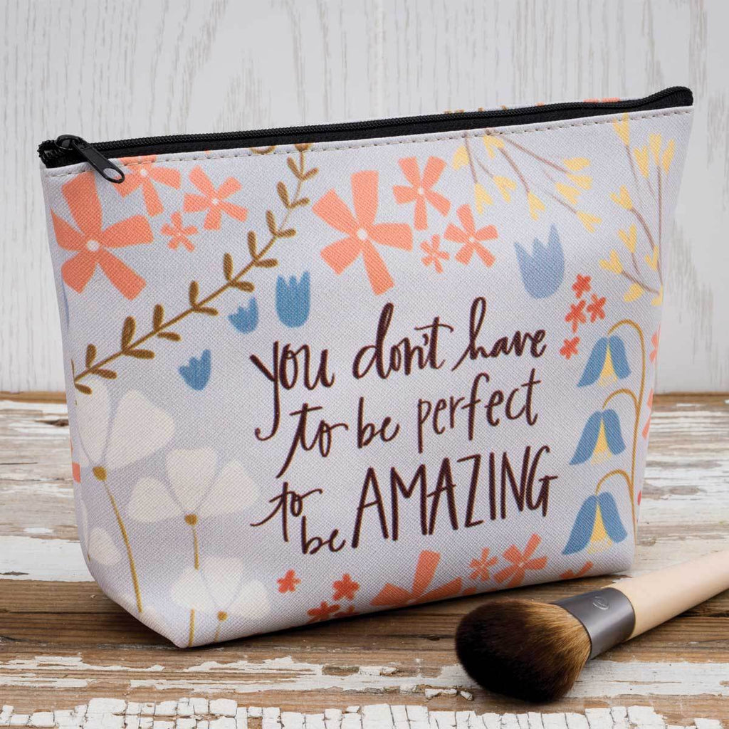 BE AMAZING Cosmetic Bag