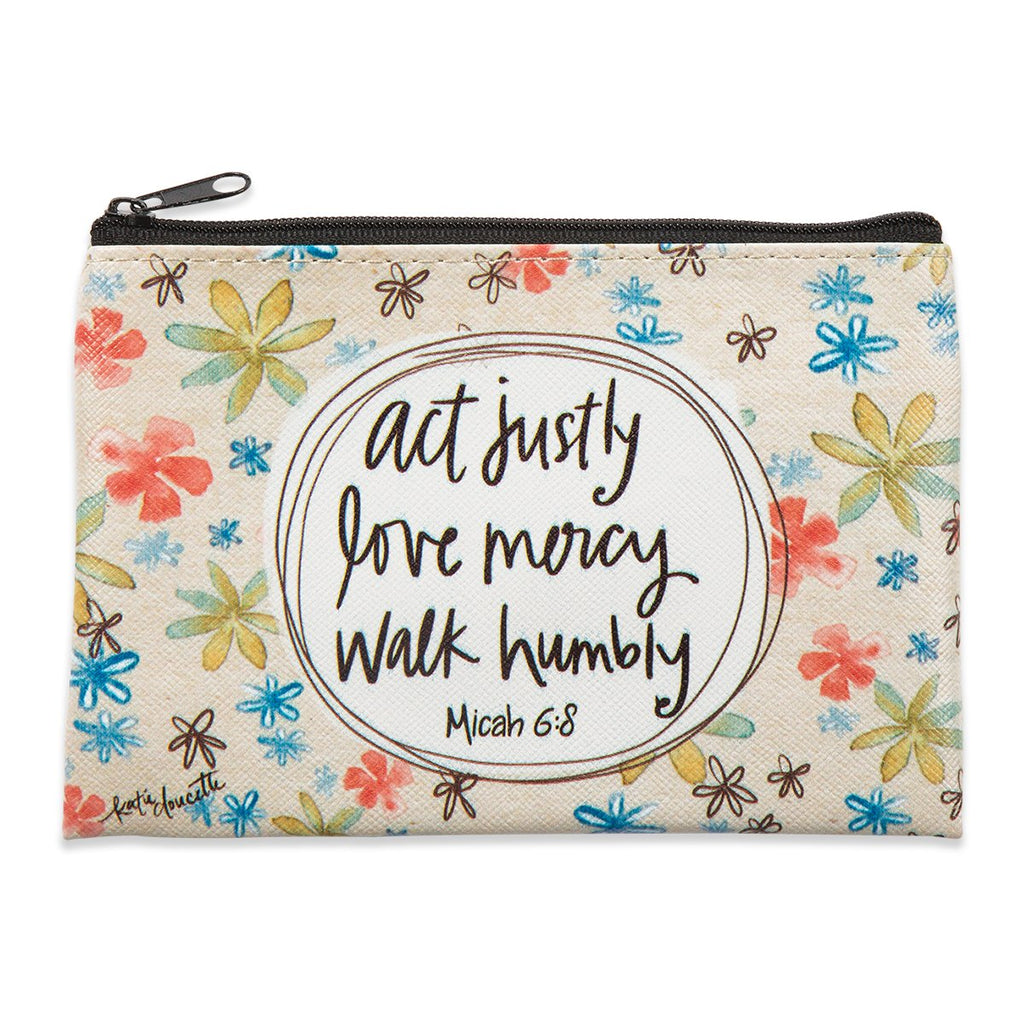 ACT JUSTLY Coin Purse