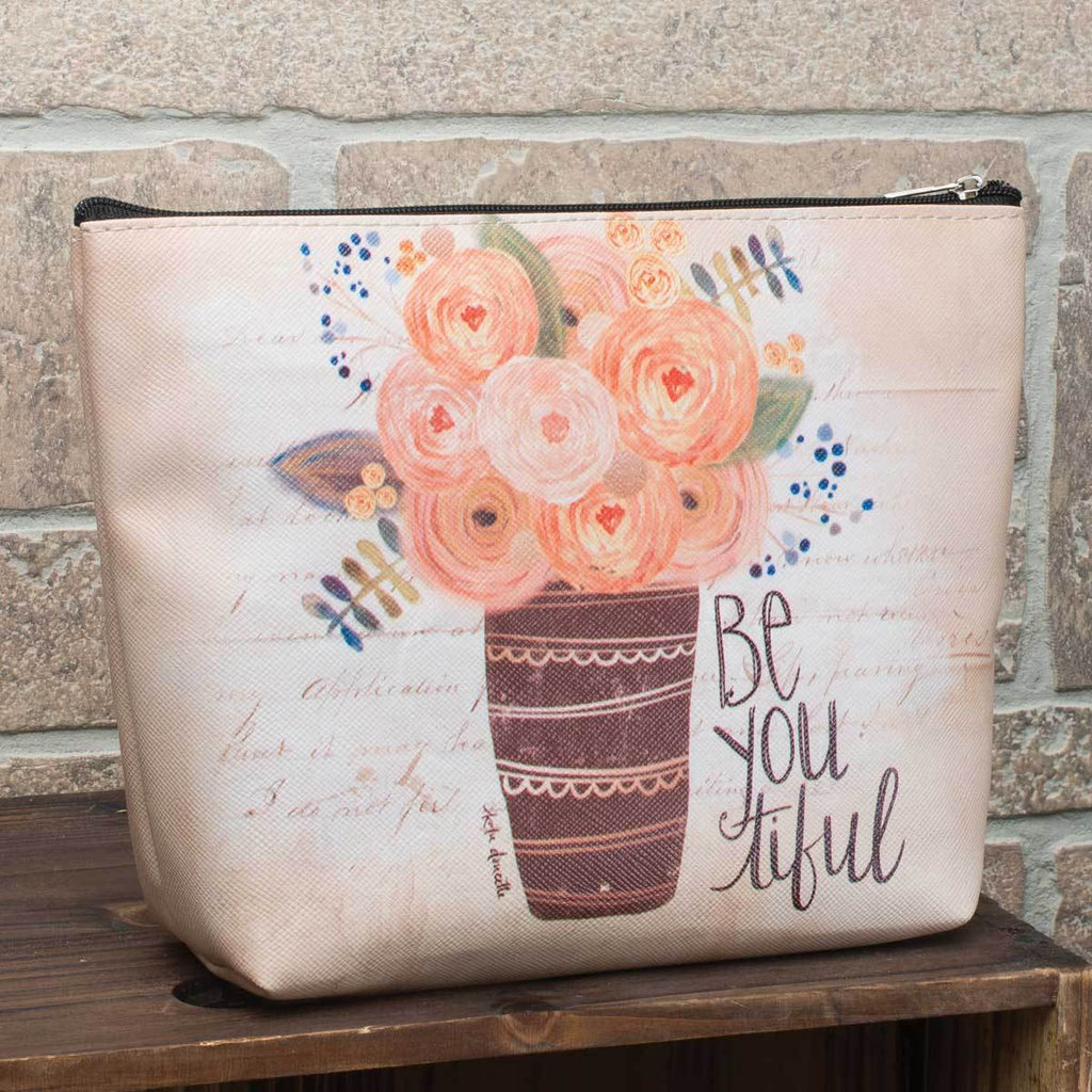 BE-YOU-TIFUL Cosmetic Bag