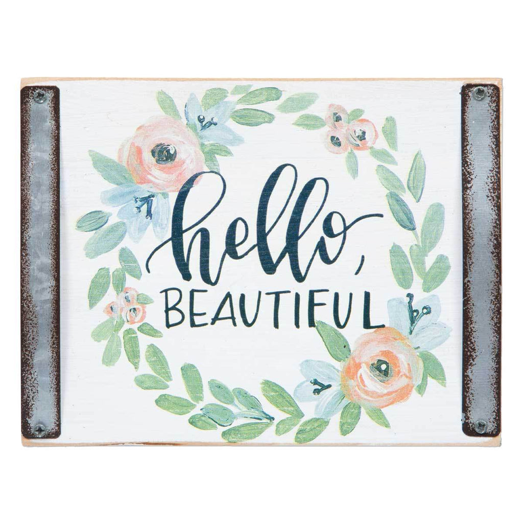 HELLO BEAUTIFUL Sentiment Block