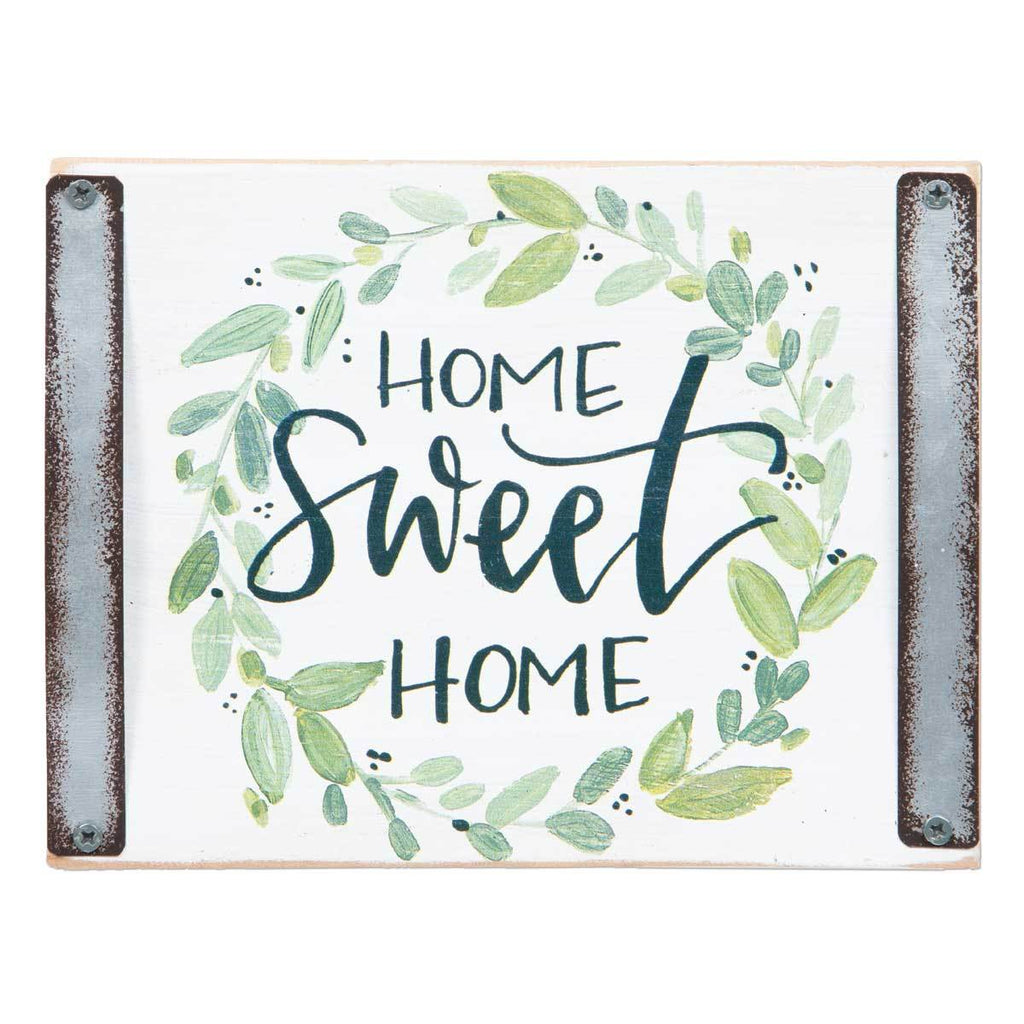 HOME SWEET HOME Sentiment Block