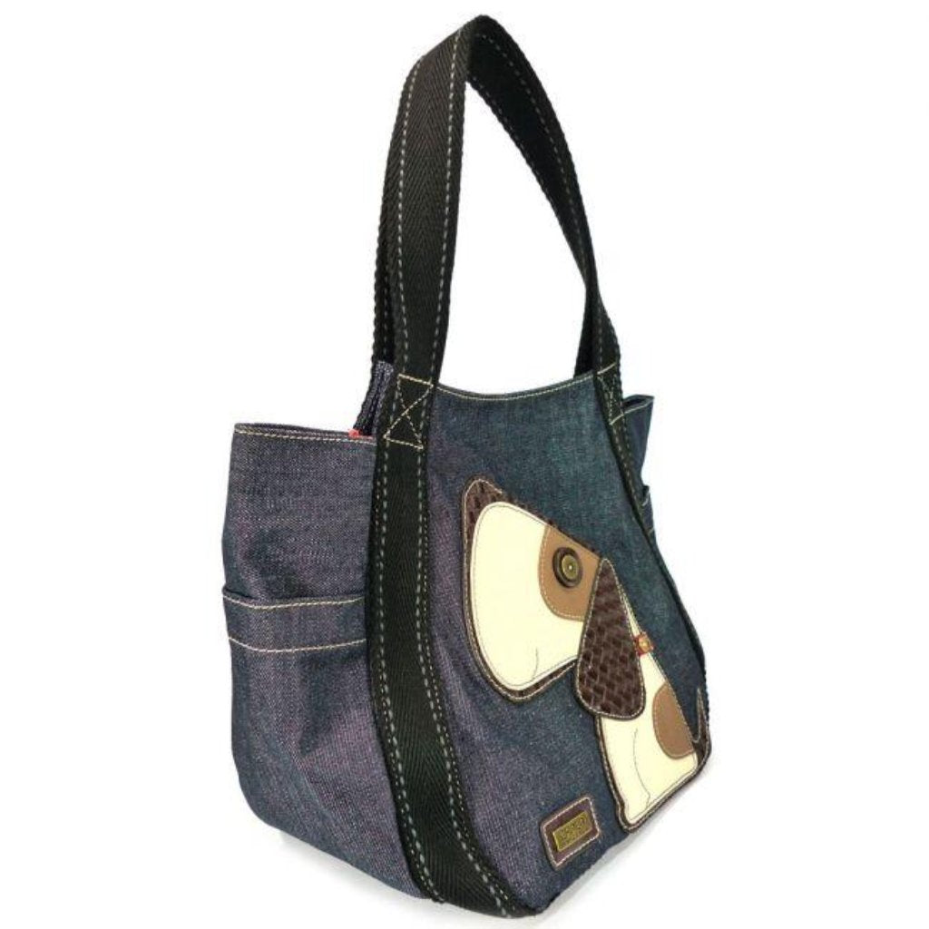 LLAMA CARRY-ALL Canvas Tote
