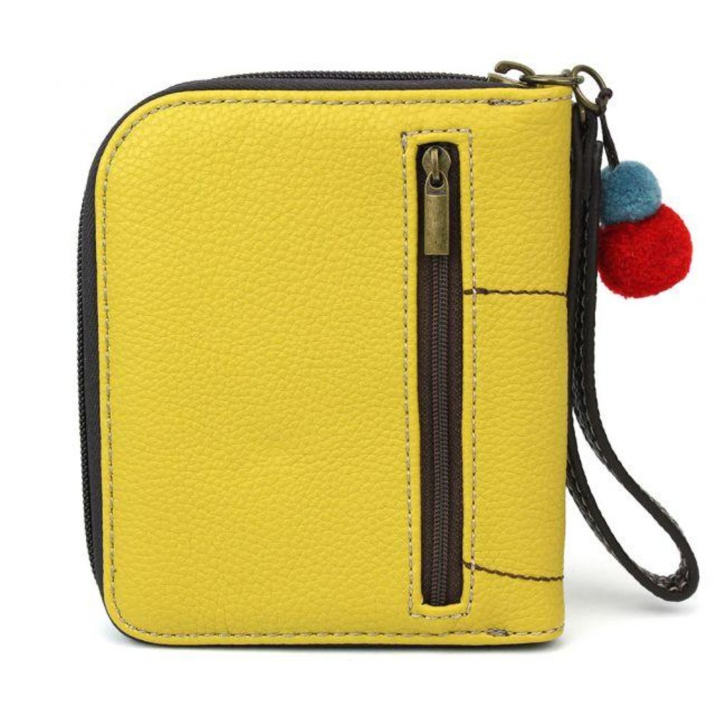 Chala Zip Around Wallet/Wristlet (26 Design Options)
