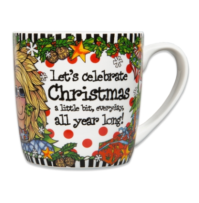 Christmas Everyday Mug (Suzy Toronto)