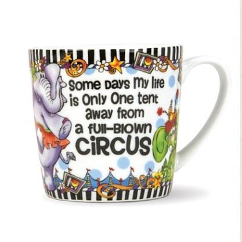 Full Blown Circus Mug (Suzy Toronto)