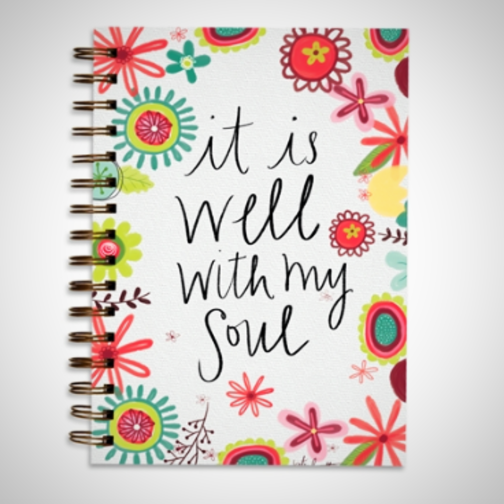"Wire Bound Journal - ""It Is Well With My Soul"""