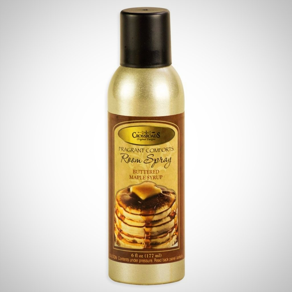 Buttered Maple Syrup Room Spray - Crossroads Original Designs