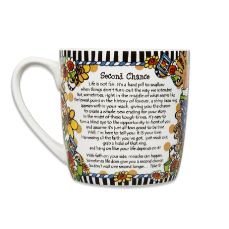 Second Chance Mug (Suzy Toronto)