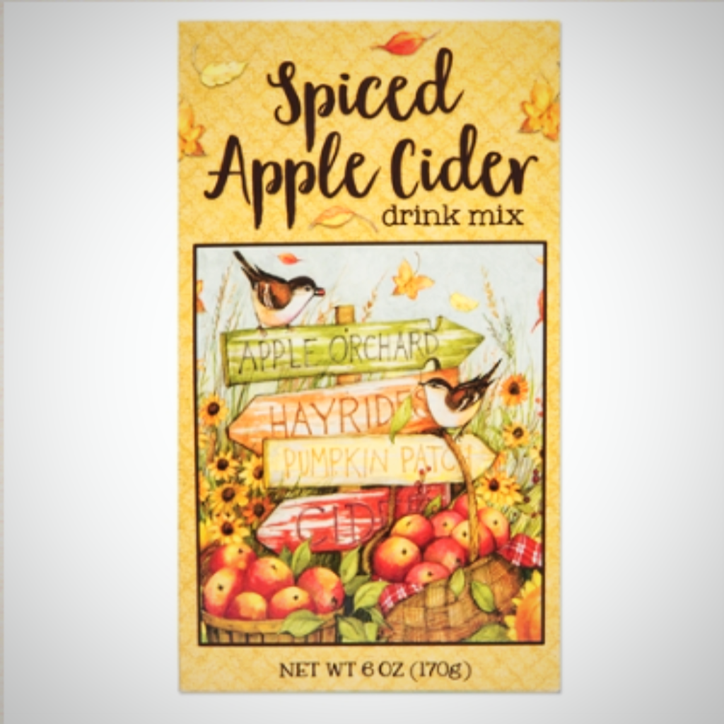 Autumn Harvest Spiced Cider Mix