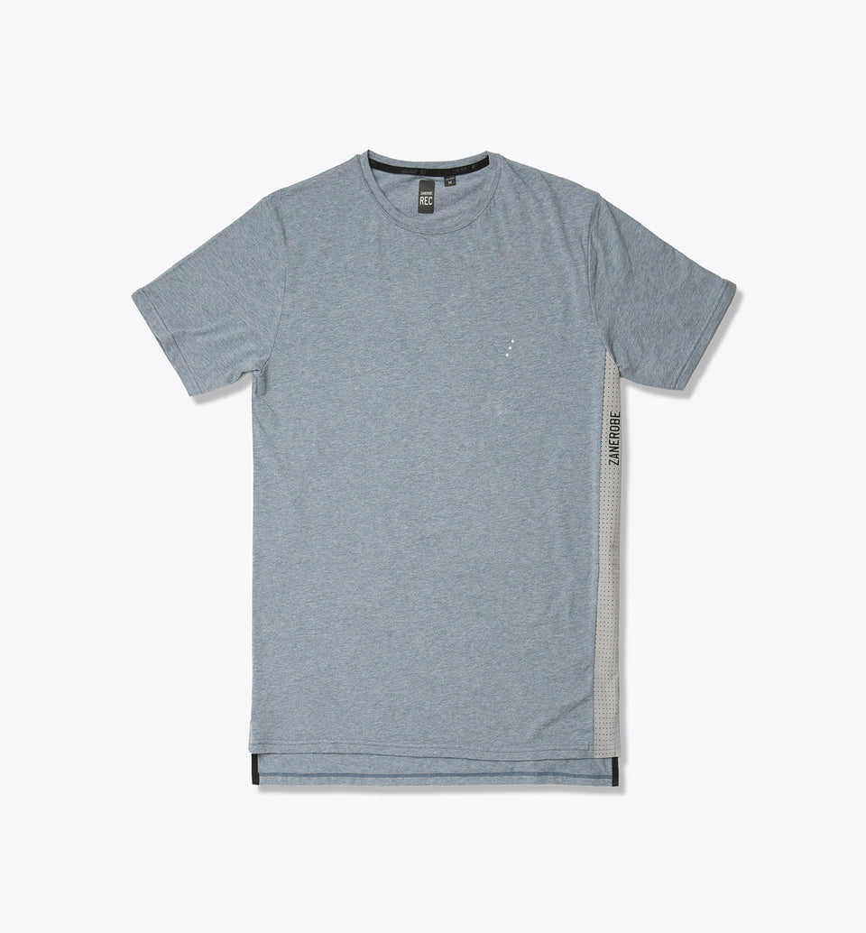 Tech Flintlock Tee Static Blue - Sale