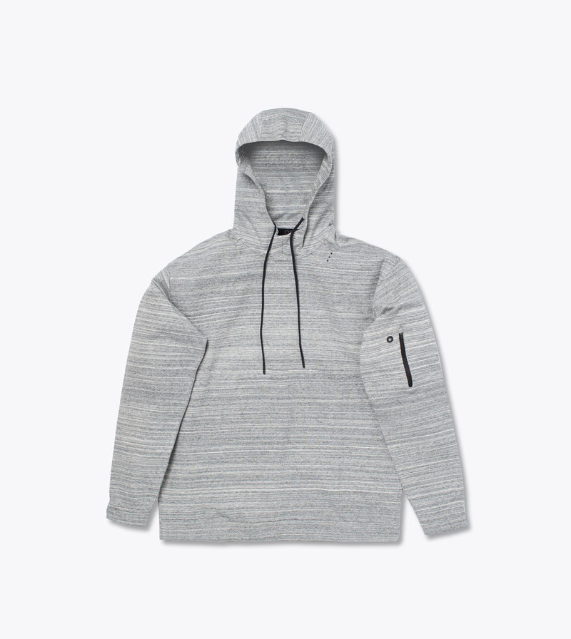 Tech Hood Sweat Space Grey - Sale