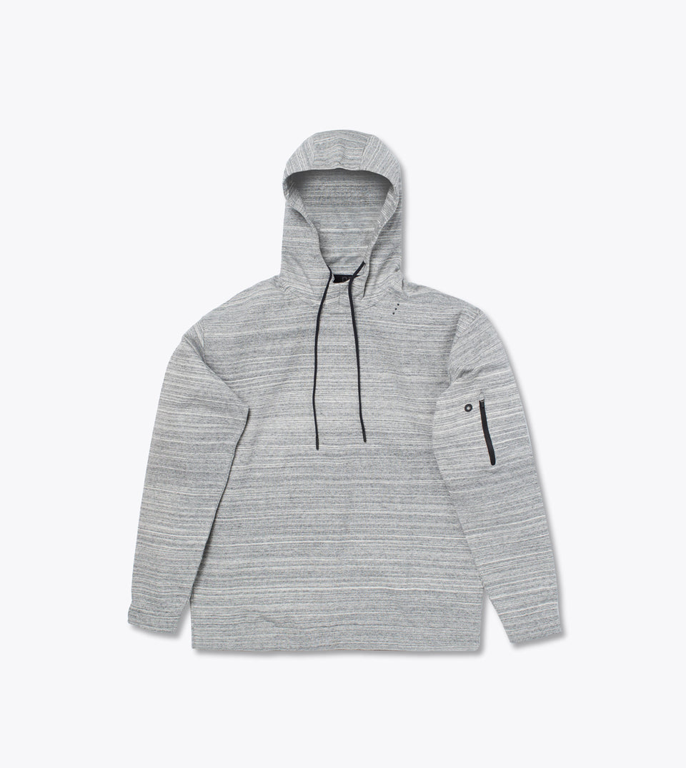 Tech Hood Sweat Space Grey