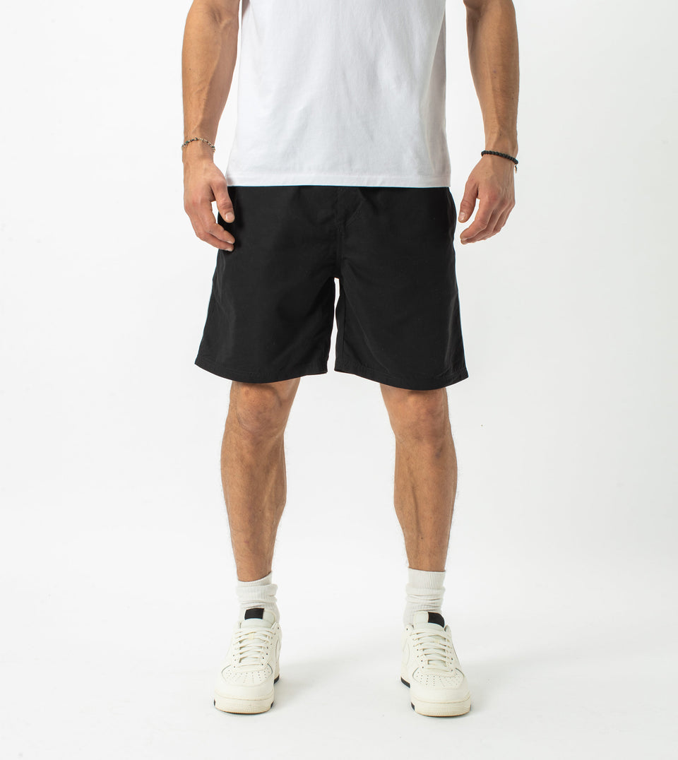 Jumpa Track Short Black