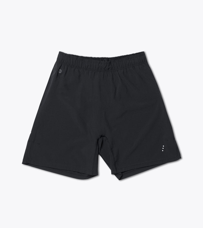 "Type 3 Tech Short (19"") Black"