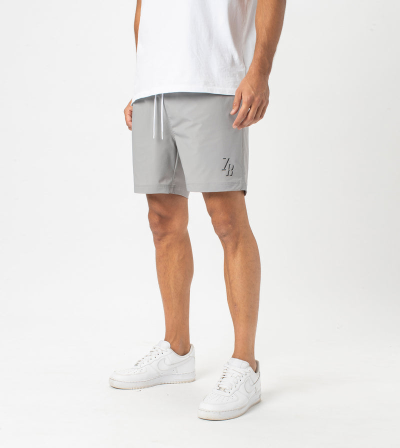 Avalon Short Ice Grey