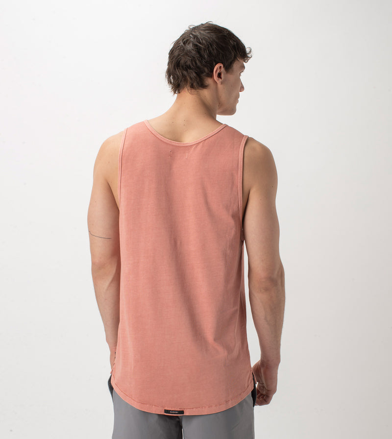 Rugger Tank GD Peach