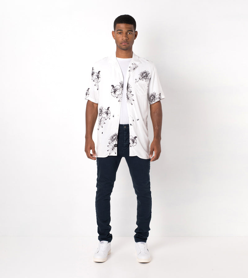 Banksia SS Shirt White - Sale