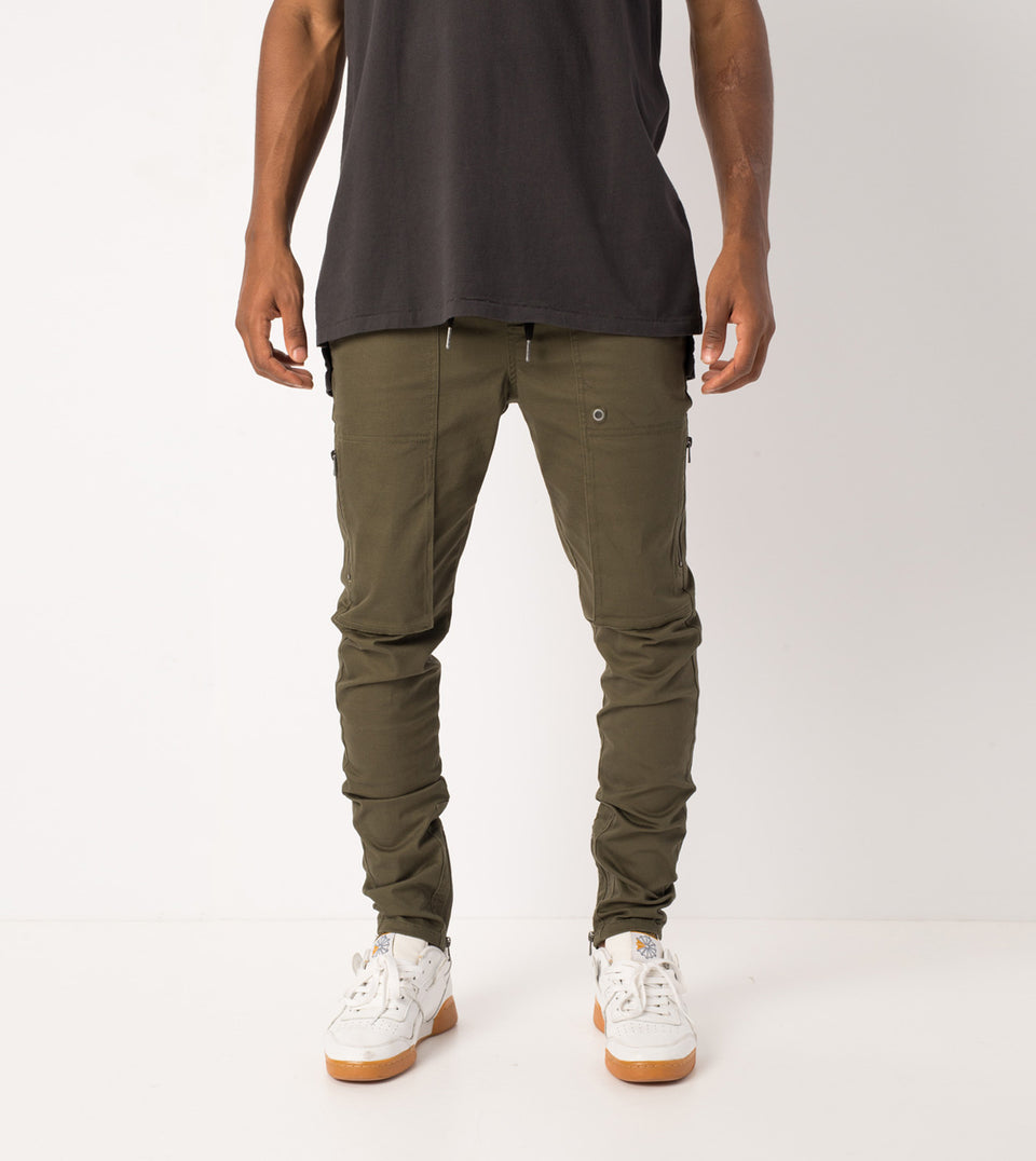 Blockshot Chino Military - Sale