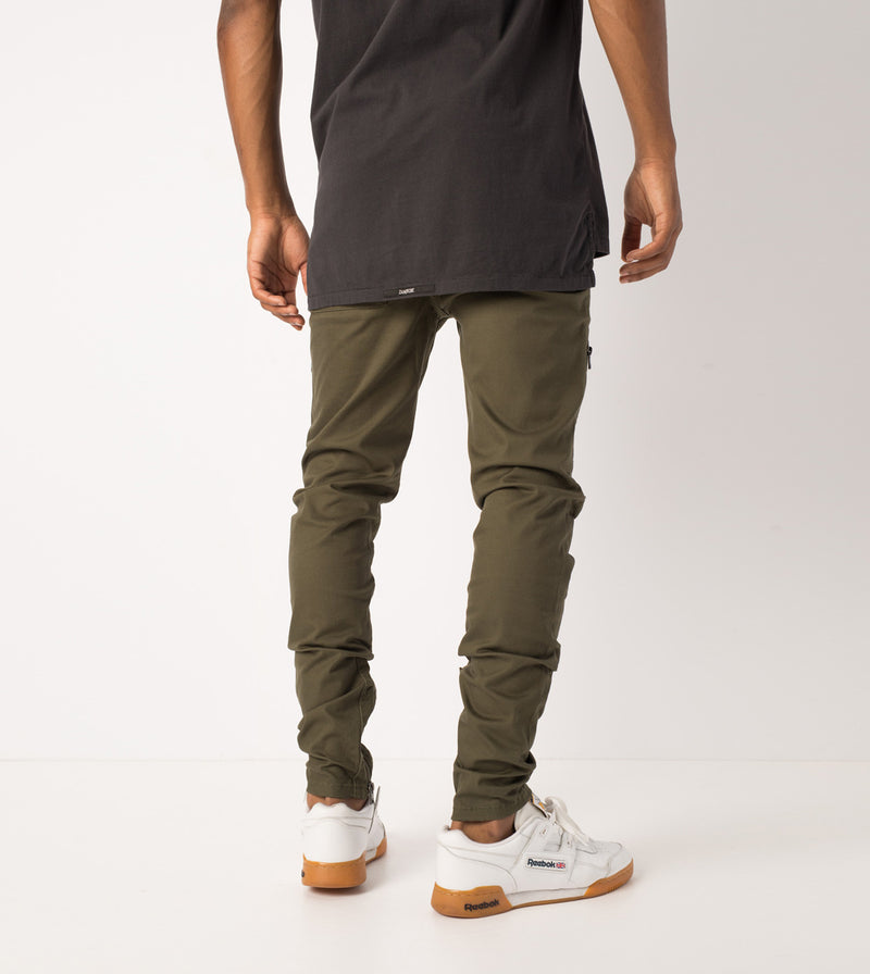 Blockshot Chino Military