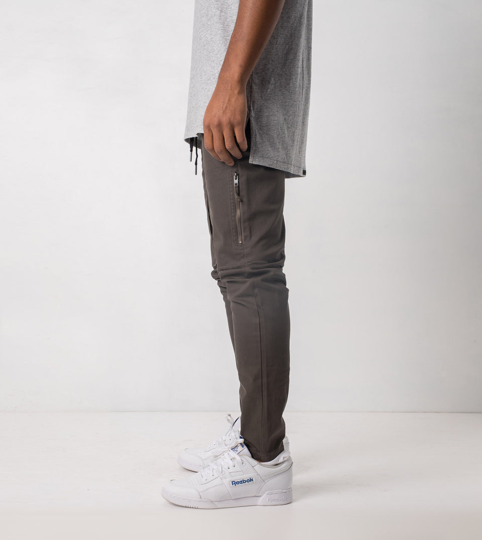 Blockshot Chino Peat - Sale