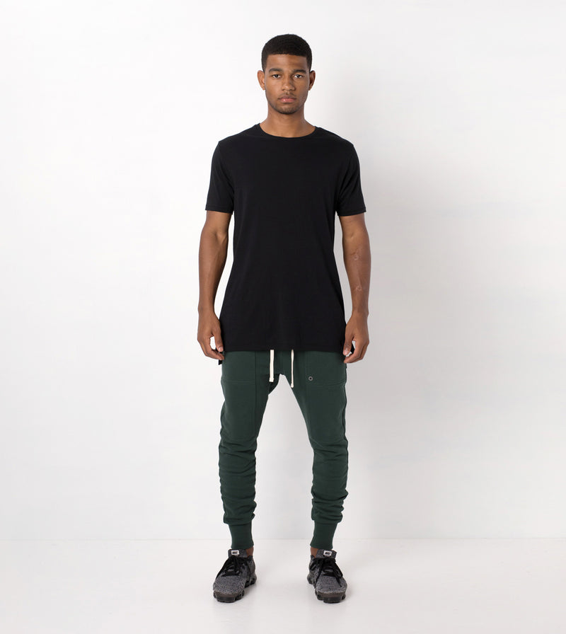 Blockshot Fleece Pant Forest