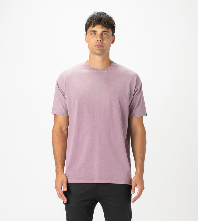 Box Tee GD LT Purple