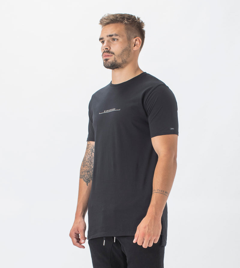 Bracket Flintlock Tee Black