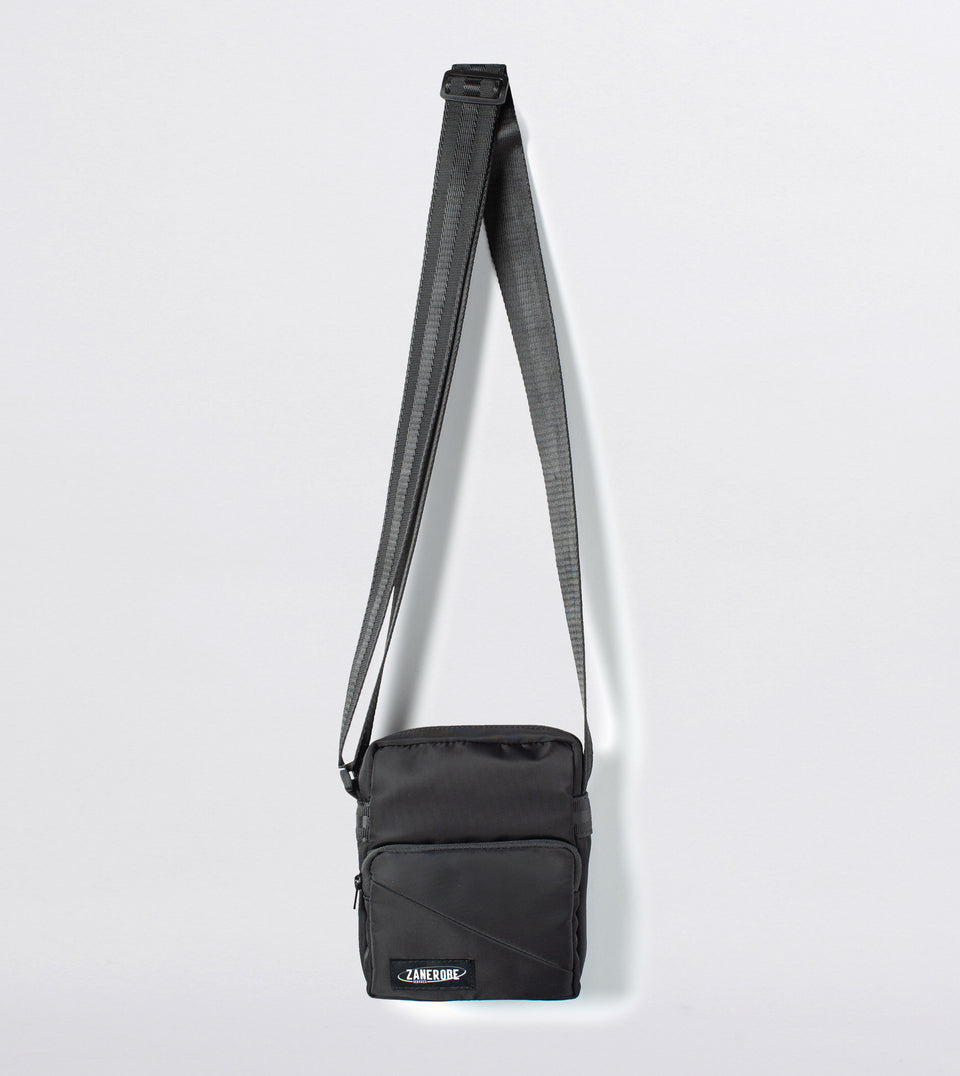 Services Cross-Body Bag Black