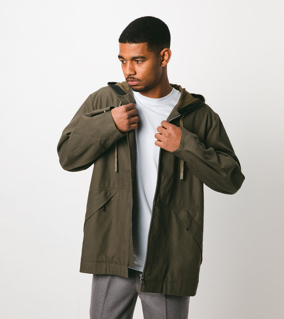 Case Anorak Grass - Sale