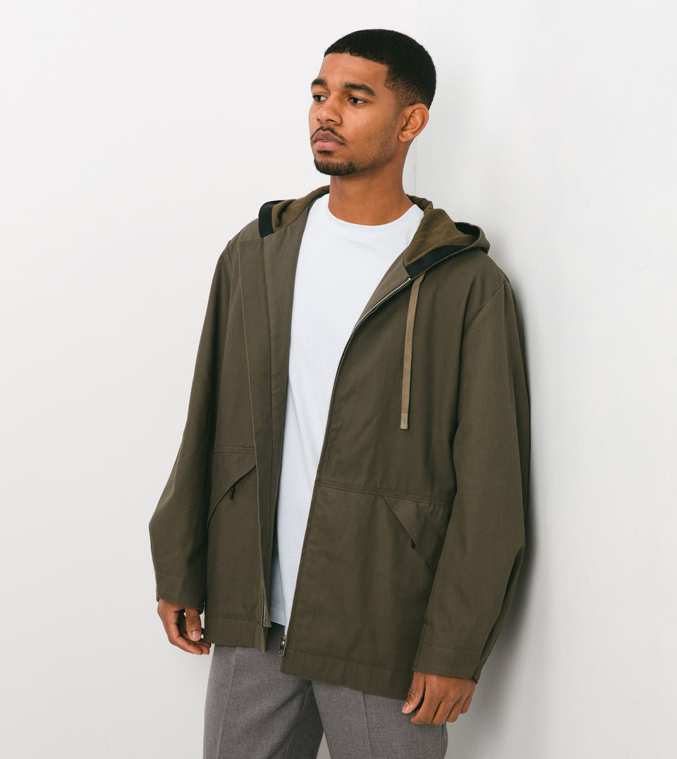 Case Anorak Grass