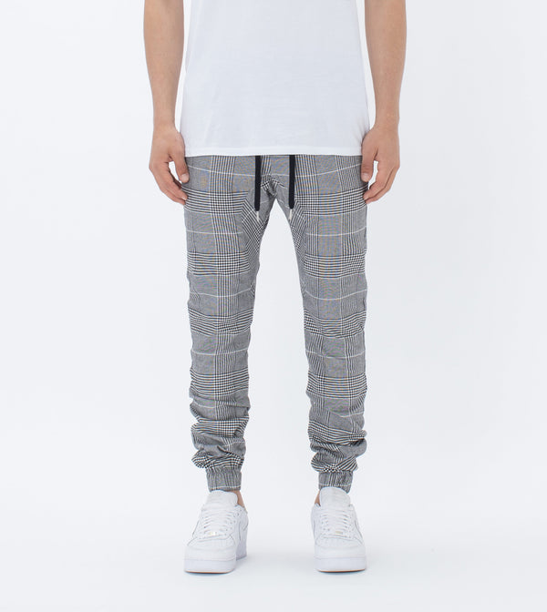 Check Sureshot Jogger Grey