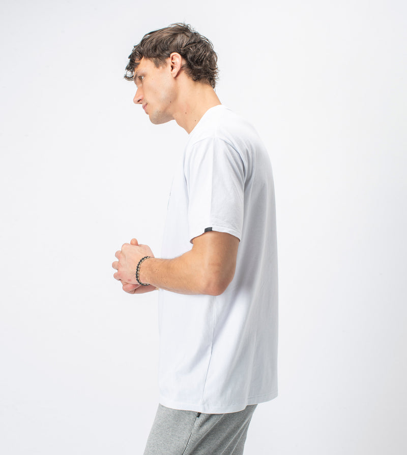 Enterprise Box Tee White