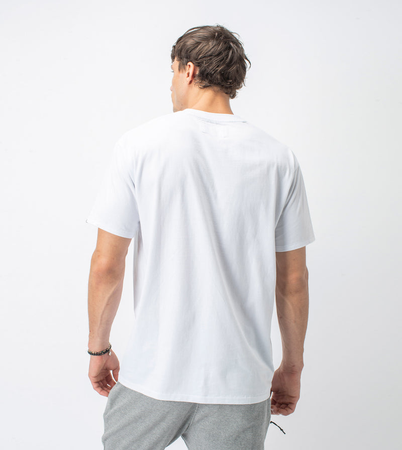 Enterprise Box Tee White - Sale