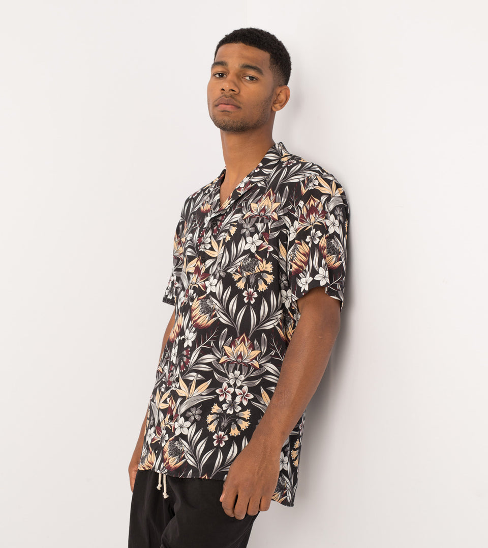 Exotic SS Shirt Black - Sale