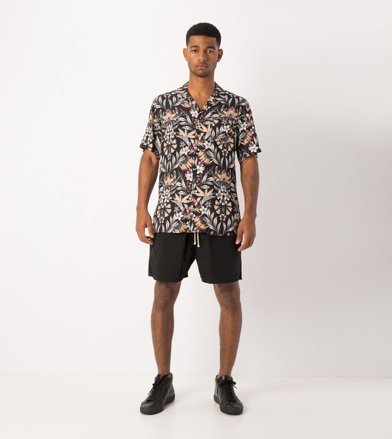 Exotic SS Shirt Black