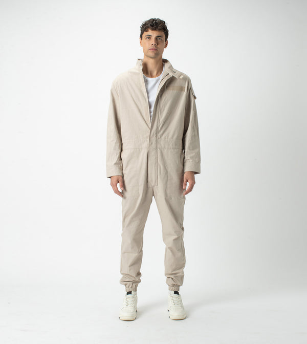 Field Boiler Suit Oat