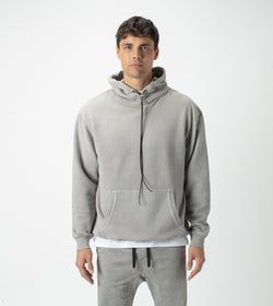 Field Hood Sweat GD Ash