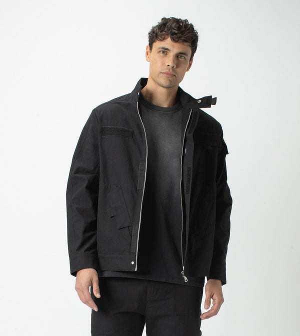 Field Jacket Black - Sale