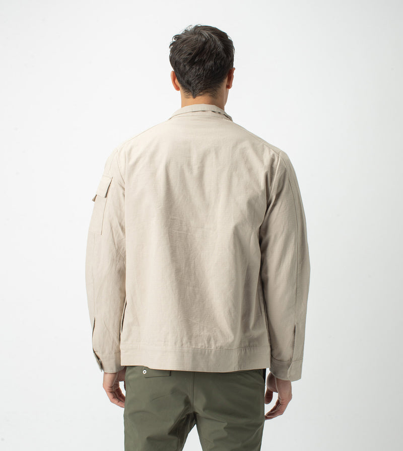 Field Jacket Oat