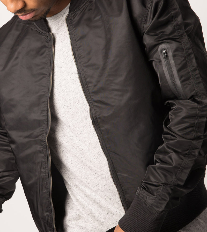 Flight Bomber Black - Sale