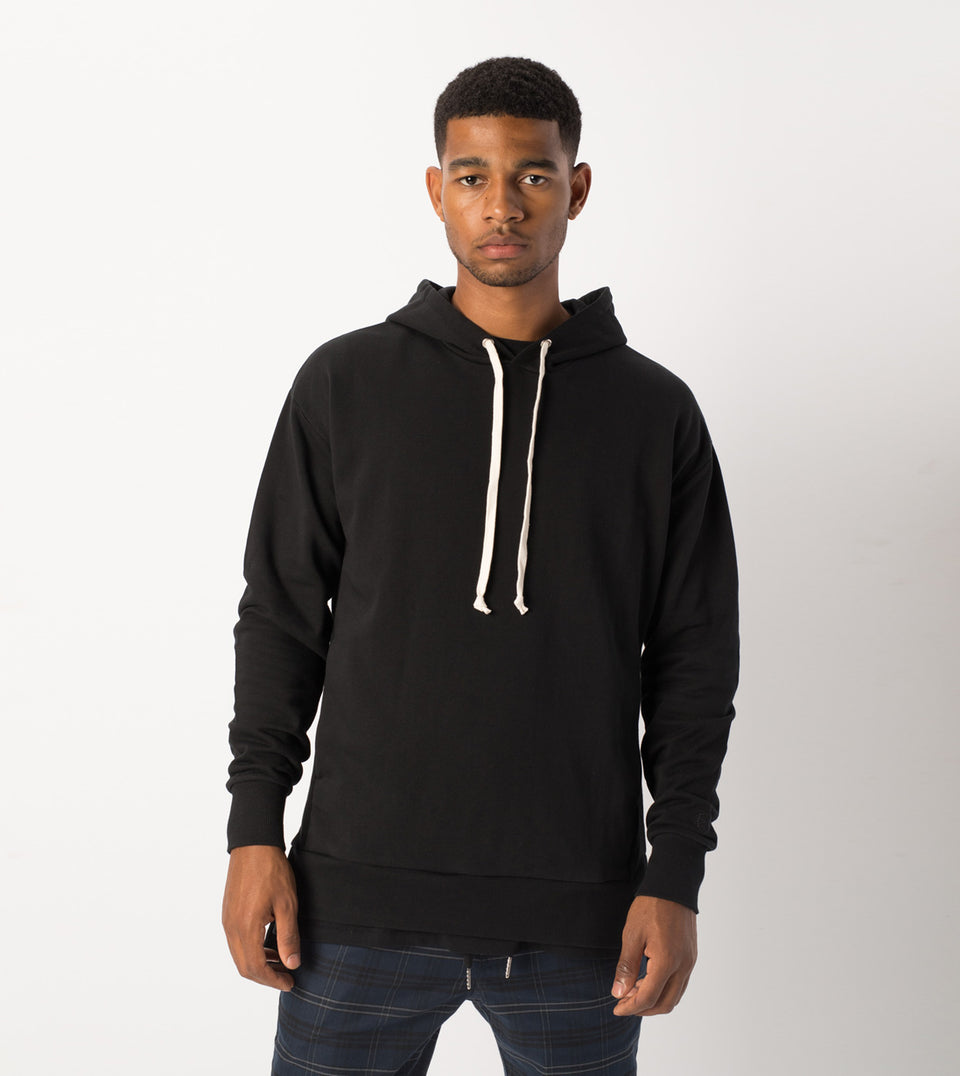 Flintlock Hood Sweat Black