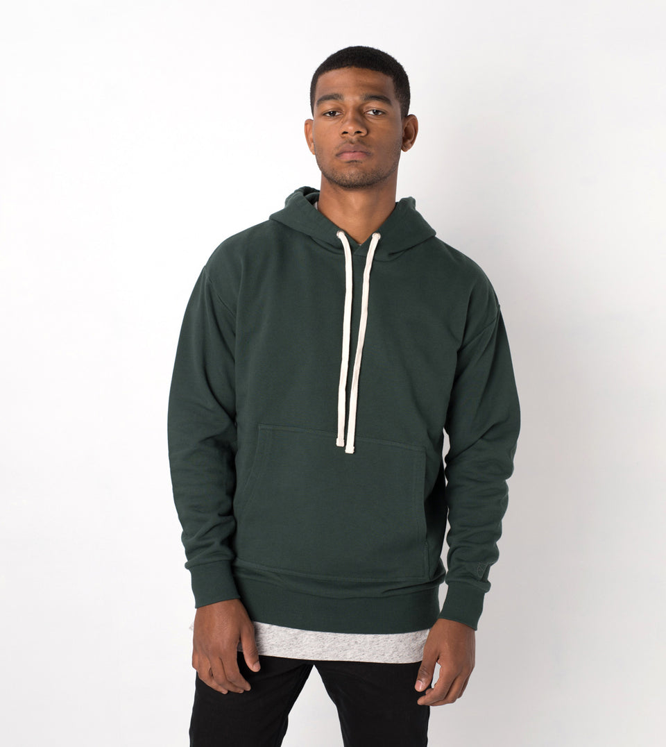 Flintlock Hood Sweat Forest