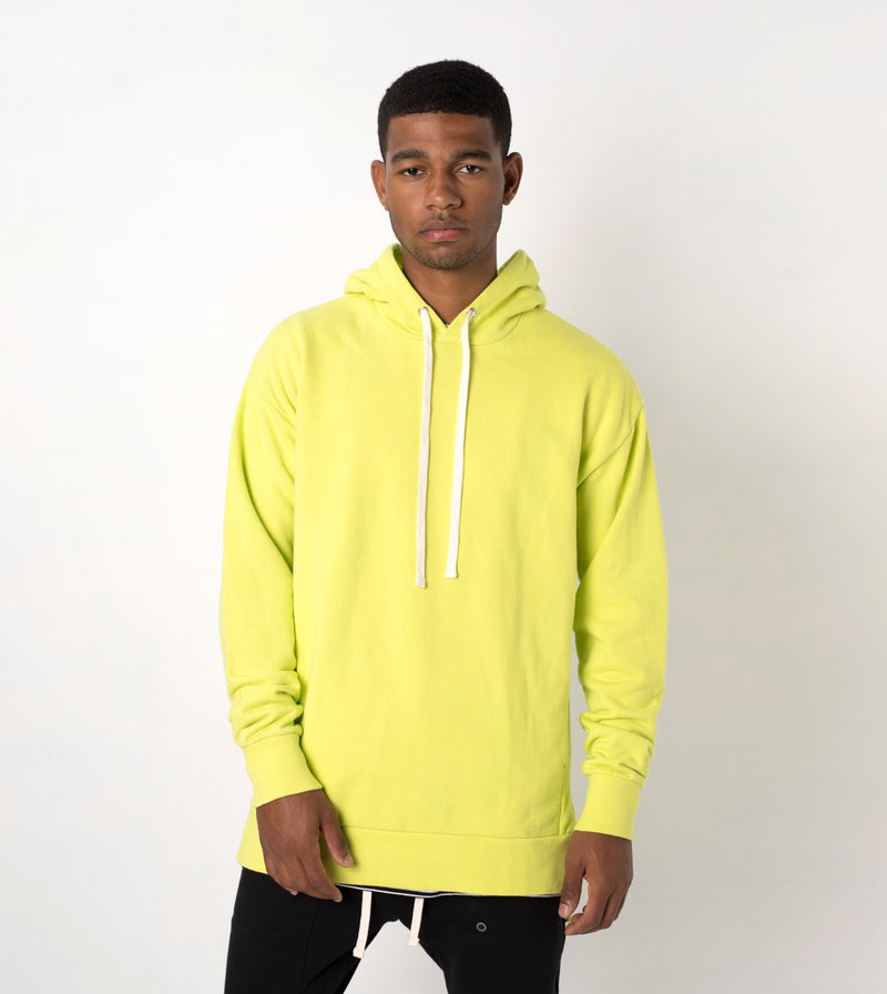Flintlock Hood Sweat Lemon-Lime - Sale