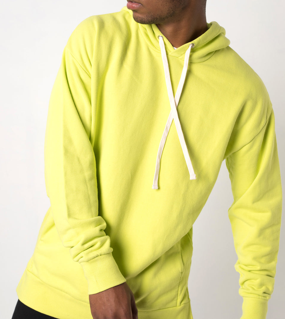 Flintlock Hood Sweat Lemon-Lime
