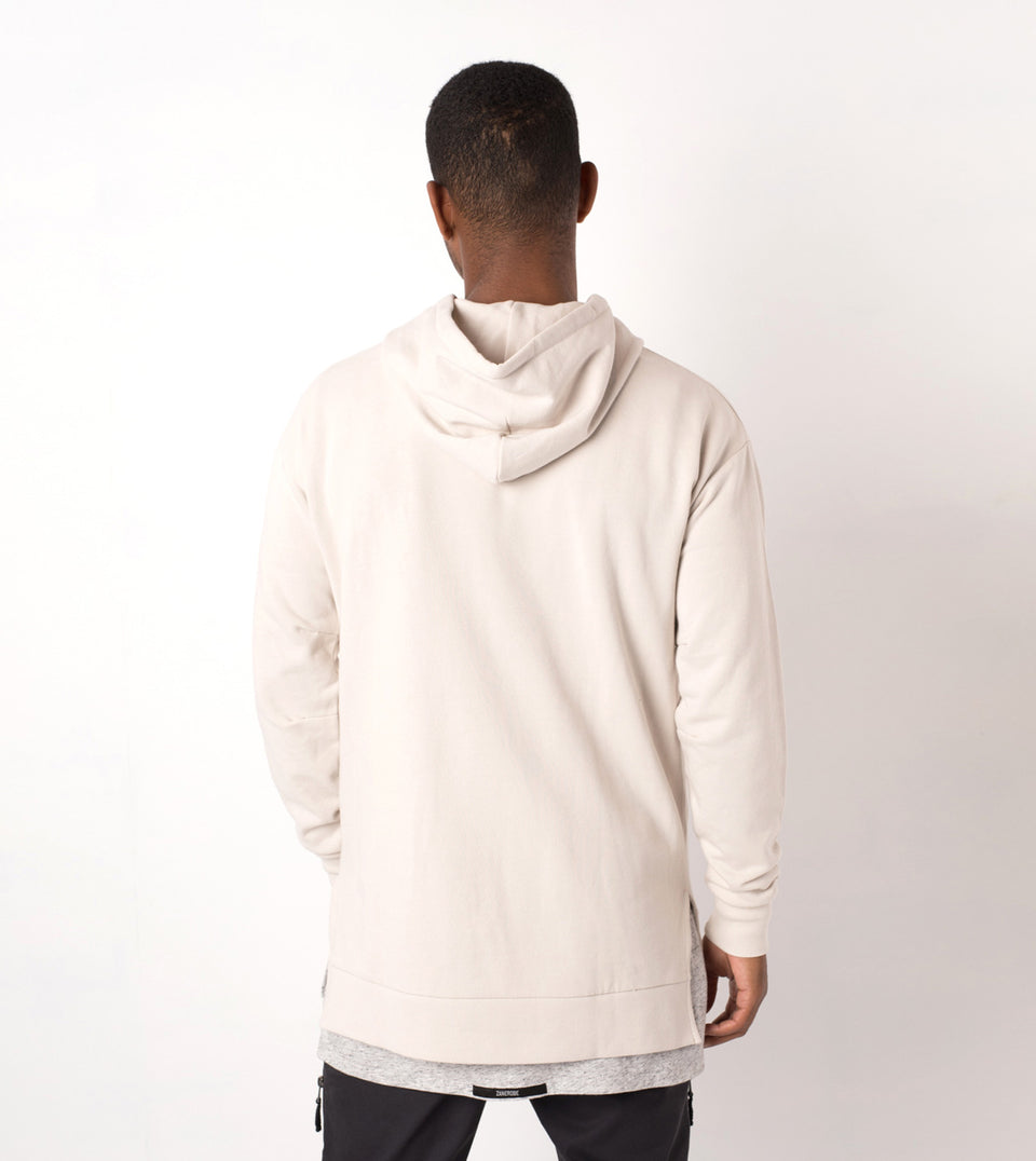 Flintlock Hood Sweat Shell