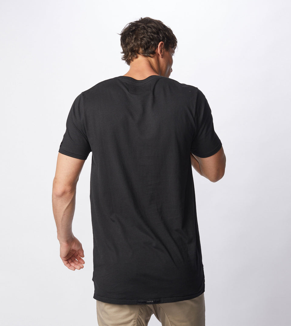 ID Flintlock Tee Black - Sale