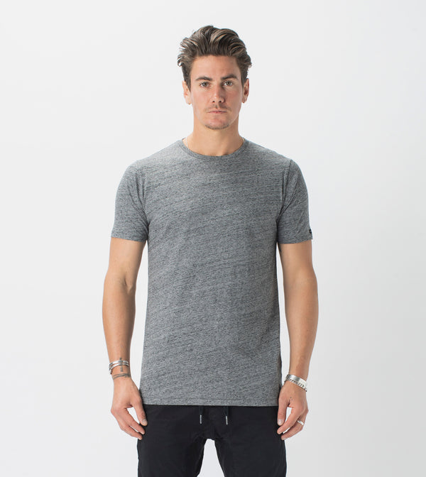 Flintlock Tee Charcoal Marle